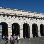Hofburg Arches