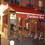 Canteen Bus Gobelins .... la nuit