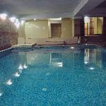Indoor Tempreture Controlled Swimming Pool