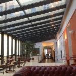 Lobby of Hotel Caesar