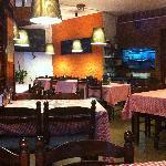 Cafeteria y Restaurante Palmira