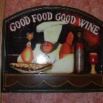 Good food Good Wine