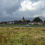 Bosham tide out