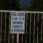 Pool signal