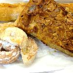Assortment of pastries from Confiarte Artisan Bakery