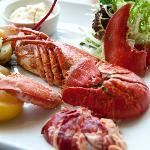 Lobster at Coast Brasserie & Bar