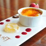 Dessert of the Month, August 2012 at Coast Brasserie & Bar