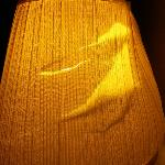 lamp shade old