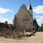 Chateau Chinon - 10 minute walk