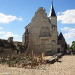 Chateau Chinon - 10 minute walk