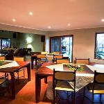 Spacious Living area, where guests are able to relax and unwind