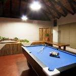 Safari Restaurant with Pool Table