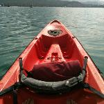 Kayaking on Bhang Rak Bay