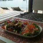 Thai Salad at Chill@Hip