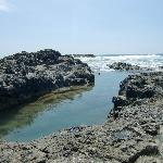 Beach Playa Negra (tide pool)
