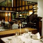 Gourmet Club Restaurant interier
