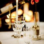 Gourmet Club Restaurant wine flower