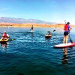 Kayaking and Paddleboarding Adventure