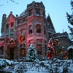 Christmas at Castle Marne Bed & Breakfast