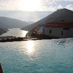 View from Swimming Pool and River Douro