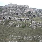 caves on belvedere matera
