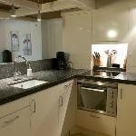 "Kitchen ""Delft Blue"" Apartment"