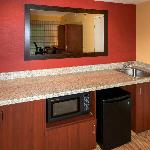 King Suite - Wet Bar