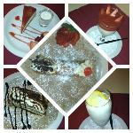 Romeo's desserts