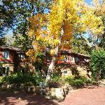 Cozy Cedar Rock Inn, Fall 2012