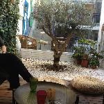 il giardinetto interno