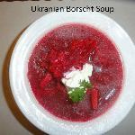 Ukranian Borscht Soup