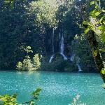 cascades at Plitvice, Croatia
