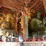Kokuzo Bosatsu and Great Buddha Vairocana