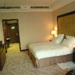 As stated room itself quite large and comfortable