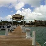 Cheeca lodge pier