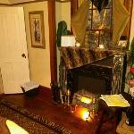 Rudyard Kipling room..amazing :)