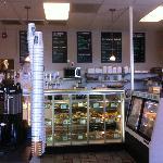 Full service Bagel shop