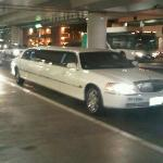 This is what picked us up (family of 5) at LAX and drove us to Howard Johnson in Anaheim.
