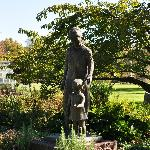 Pearl Buck and child