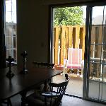 Veranda Room: Deck View