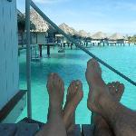 Overwater Bungaloo #322 View
