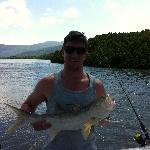 Threadfin can't remember size