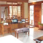 Villa Lounge Room