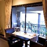 Belmonte Dining room