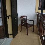 Room 313 - Balcony