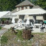 Espace bar/restaurant