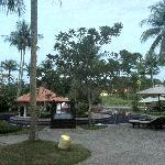 The pool at Saujana Resort (adjoining The Club)