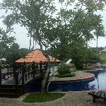 Pool at Saujana Resort (adjoining The Club)