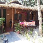 Bild från Rose Buds Beach Huts