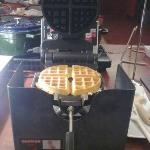 Making your own waffle 2